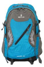 Beli Navy Club Hiking Backpack 3630 50L Light Blue Online Indonesia