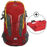 Promo Toko Navy Club Hiking Backpack 5035 70L Navy Club Tas Pinggang Waterproof 5531 Merah Travel Bag