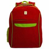 Jual Navy Club Tas Ransel Laptop Kasual 3262 Tas Pria Tas Wanita Tas Laptop Backpack Up To 15 Inch Bonus Bag Cover Merah Online