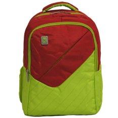 Dapatkan Segera Navy Club Tas Ransel Laptop Kasual 3267 Tas Pria Tas Wanita Tas Laptop Backpack Up To 15 Inch Bonus Bag Cover Merah B