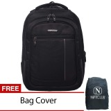 Navy Club Ransel Laptop 8255 Hitam Navy Club Diskon 40