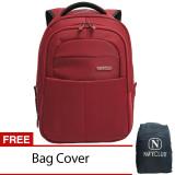 Beli Navy Club Ransel Laptop Expandable 8306 Merah