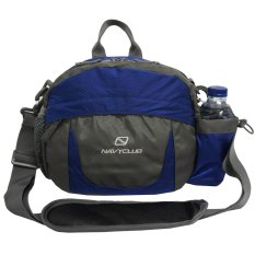 Harga Navy Club Shoulder Bag Multi Fungsi 5527 Blue Murah