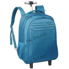 Review Pada Navy Club New Arrival Tas Laptop Backpack Ransel Trolley Travel Tahan Air Tas Pria Tas Wanita Tr 39 Biru