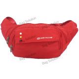 Diskon Besarnavy Club Tas Pinggang Waterproof 5531 Merah