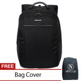 Jual Navy Club Tas Pria Tas Wanita Backpack Tas Ransel Laptop 8283 Hitam Gratis Bag Cover Antik