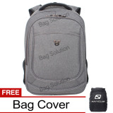 Harga Navy Club Tas Ransel Laptop 5897 Backpack Up To 15 Inch Bonus Bag Cover Abu Online Indonesia