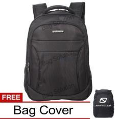 Harga Navy Club Tas Ransel Laptop Tahan Air 8321 Backpack Up To 15 Inch Bonus Bag Cover Hitam Yang Murah