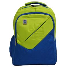 Review Navy Club Tas Ransel Laptop Kasual 3267 Tas Pria Tas Wanita Tas Laptop Backpack Up To 15 Inch Bonus Bag Cover Hijau B Navy Club