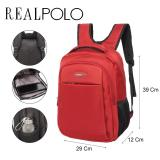 Beli Navy Club Tas Ransel Laptop Kasual Backpack Up To 14 Inch Fcge Merah Real Polo Online