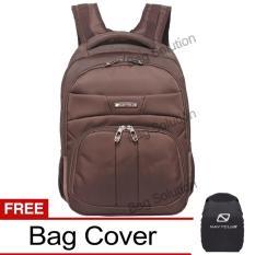 Toko Navy Club Tas Ransel Laptop Tas Pria Tas Wanita Tas Laptop Backpack Up To 15 Inch Anti Air 5902 Coffee Bonus Bag Cover Termurah Dki Jakarta
