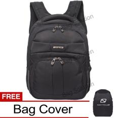 Jual Navy Club Tas Ransel Laptop Tas Pria Tas Wanita Tas Laptop Backpack Up To 15 Inch Anti Air 5902 Hitam Bonus Bag Cover Navy Club Di Indonesia