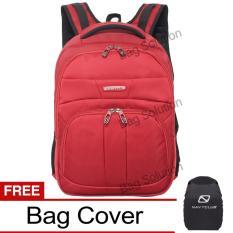 Spesifikasi Navy Club Tas Ransel Laptop Tas Pria Tas Wanita Tas Laptop Backpack Up To 15 Inch Anti Air 5902 Merah Bonus Bag Cover Yang Bagus