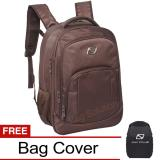 Navy Club New Arrival Tas Ransel Laptop Tas Pria Tas Wanita Tas Laptop Backpack Expandable Up To 15 Inch Anti Air 5906 Coffee Bonus Bag Cover Di Dki Jakarta