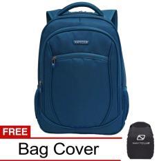 Beli Navy Club Tas Ransel Laptop Tahan Air Tas Pria Tas Wanita 8298 Backpack Up To 15 Inch Bonus Bag Cover Biru Kredit Indonesia