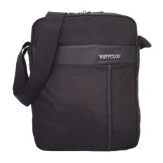 Ulasan Lengkap Navy Club Tas Selempang Tablet Ipad Up To 10 Inch 8268 Hitam