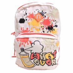 Neosack Bag - Hansel Putih Backpack School