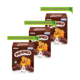 Spesifikasi Nestle Koko Krunch Sereal Bar Cokelat 6X25Gr Bundle 3 Box Bagus