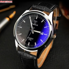 Jual New 2017 Quartz Watch Men Watches Top Brand Luxury Famous Male Clock Wrist Watch Calendar Quartz Watch Relogio Masculino Intl Tiongkok Murah