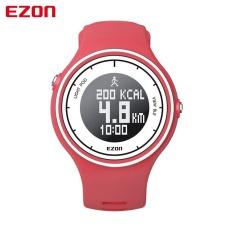 Spesifikasi Baru Kedatangan Ezon S1 Smart Bluetooth Watch Pedometer Kalori Counter Menjalankan Jam Tangan Digital Untuk Ios Android Merah Intl Yg Baik