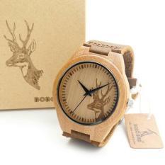 New Bobobird Bamboo Watch Original Import (Jam Kayu / Matoa) - 9Kr2s7