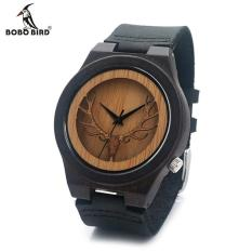 New Bobobird Wooden Watch Original Import (Jam Kayu / Matoa) Modern