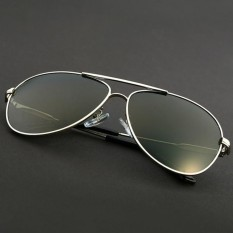 New Brand Polarizerd Sunglasses Men Sports Glass Driving MirrorGray Lense Vintage Sun Glasses   - intl