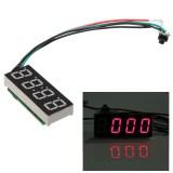 Spesifikasi New Dc7 30 V Digital Elektronik Led Jam Menonton Untuk Review Mobil Otomatis Motor Merah Internasional Yg Baik