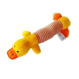 Jual Baru Mainan Anjing Hewan Peliharaan Anjing Mewah Suara Mengunyah Squeaker Cute Plush Babi Duck Elephant Original