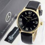 Beli New Edition Mercedes Benz Jam Tangan Pria Black Mb 0016 Ring Rose Gold Jam Tangan Online