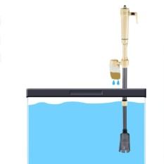 Spesifikasi New Electric Siphon Vacuum Cleaner Water Filter Pump For Aquarium Fish Tank Intl Terbaru