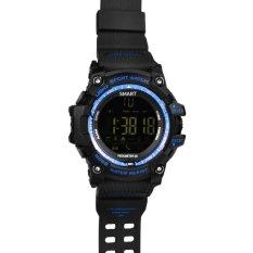 Jual Baru Ex16 Tahan Air Bluetooth Smart Watch Untuk Android Ios Iphone Biru Intl Lengkap