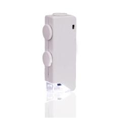 Perbandingan Harga Baru Genggam 160 X 200X Zoom Lensa Memimpin Menyalakan Kaca Pembesar Mikroskop Saku Oem Di Hong Kong Sar Tiongkok