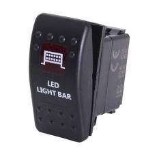Baru Kualitas Tinggi 12 V 20A Bar ARB Carling Goyang Atur Saklar Biru Lampu LED Mobil Perahu Penjualan-Intl