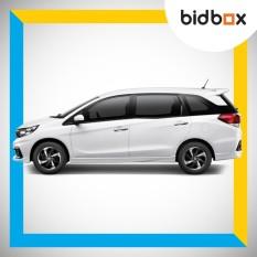 NEW HONDA MOBILIO 1.5 E MT Taffeta_White Mobil (Uang Muka Kredit bidbox/JADETABEK)