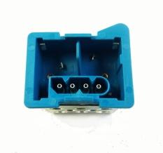 Baru Hvac Blower Motor Resistor Pemanas 64118391699 Untuk Bmw E32 E34 525I 525It 530I 535I 540I 740Il M5 1989 1990 1991 1992 1995 Intl Terbaru