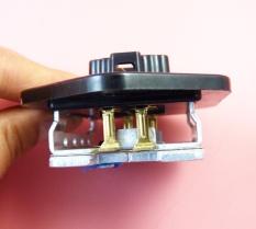 Baru HVAC Blower Motor Resistor RU-370 RU370 11151711 Fan Modul untuk Lancer Outlander 2.0L 2.4L 2002 2003 2004-Internasional