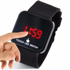 Jual Beli Online New Jam Tangan Led Touch