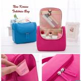 Beli New Korean Toiletries Bag Tempat Kosmetik Alat Mandi Pink Kredit