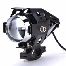 Spesifikasi New Lampu Motor Transformer Lampu Sorot Led Headlight Cree U5 3000 Lumens Bergaransi Original