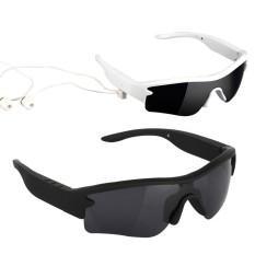 Daftar Baru 2016 Baru Pintar Kacamata Bluetooth Headset Stereo Nirkabel Olahraga Modis Kacamata Hitam-Internasional