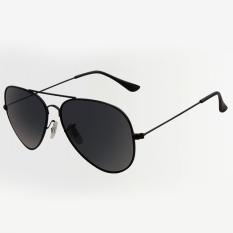 Baru Haid Vintage Yang Klasik Penerbang Kacamata Hitam HD Terpolarisasi Cermin Kacamata Nuansa