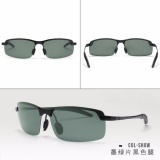 Jual Baru Kacamata Hitam Pria Klasik Sunglasses Pria Mengemudi Cermin Warna Film Polarizer Klasik Lapisan Shades Designer Black Box Intl Tiongkok