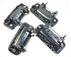 New Outside Gagang Pintu FL FR RL RR 69220-12110 6924012110 69210-12110 untuk Corolla Geo Prizm 198
