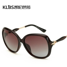 New Polarized Sunglasses 2547 European and American LadiesSunglasses Sunglasses Sunglasses