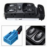 Spesifikasi New Power Window Switch Console For Mercedes W203 C Class C320 Front Left Intl Terbaik