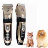 Jual Profesional Baru Kit Perawatan Hewan Peliharaan Kucing Anjing Gunting Pemangkas Rambut Alat Cukur Set Internasional Branded Original