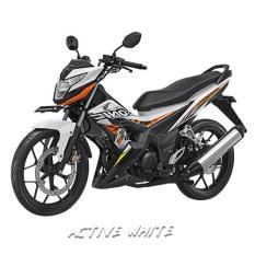 NEW SONIC 150R - ACTIVE WHITE KOTA BALIKPAPAN