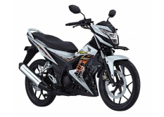 NEW SONIC 150R - ADVANCE WHITE KOTA SURABAYA