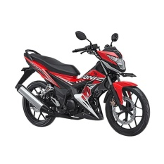 NEW SONIC 150R - ENERGETIC RED KOTA SURABAYA